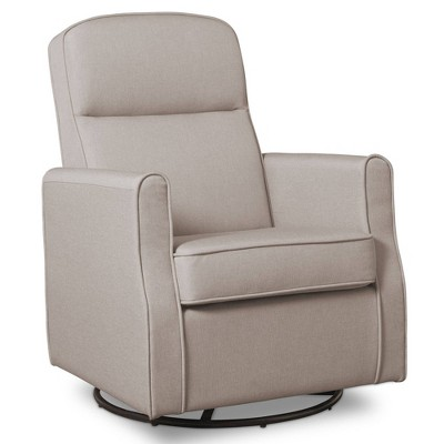 Delta Children Blair Slim Nursery Glider Swivel Rocker Chair