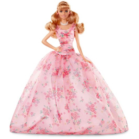 Barbie Collector Birthday Wishes Doll - image 1 of 4