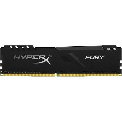 HyperX Fury 16GB DDR4 SDRAM Memory Module - For Desktop PC - 16 GB (1 x 16 GB) - DDR4-3200/PC4-25600 DDR4 SDRAM - CL16 - 1.35 V - Non-ECC - Unbuffered