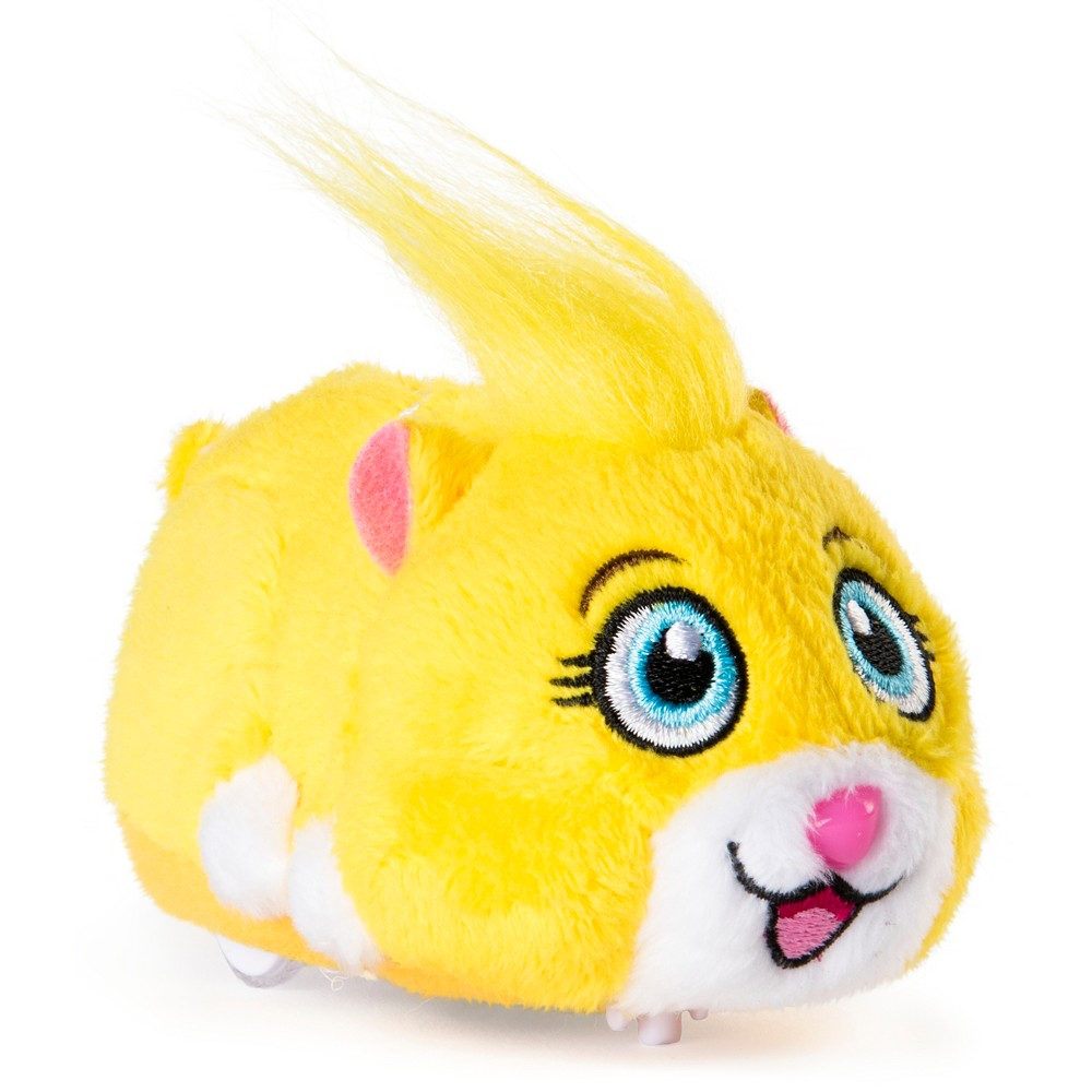 Zhu Zhu Pets - Pipsqueak, Furry 4 Hamster Toy with Sound and Movement