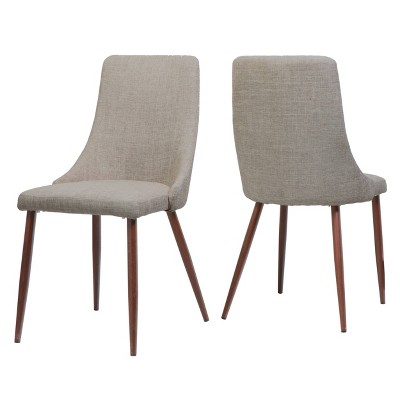 Set of 2 Sabina Mid Century Dining Chair - Christopher Knight Home