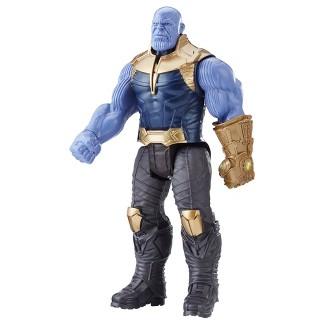 Marvel Avengers: Infinity War Titan Hero Series Thanos with Titan Hero Power FX Port
