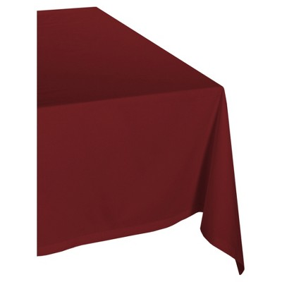 84 x60  Poly Tablecloth Wine - Design Imports