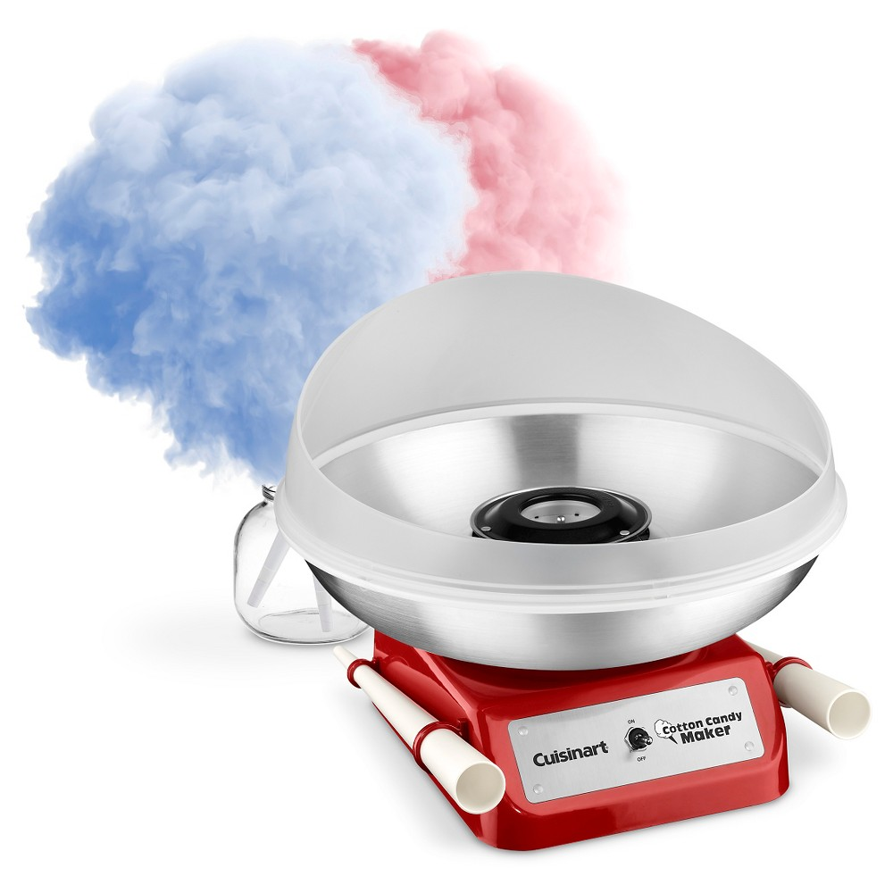 Cuisinart Cotton Candy Maker – Red Ccm-10 51253860