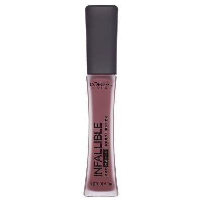 L'Oréal Paris Infallible Pro-matte Liquid Lip 362 Plum Bum - 0.21oz