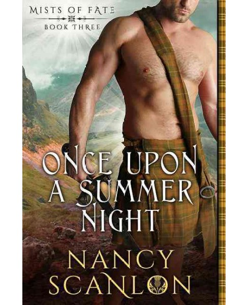 Once Upon a Summer Night (Paperback) (Nancy Scanlon) - image 1 of 1