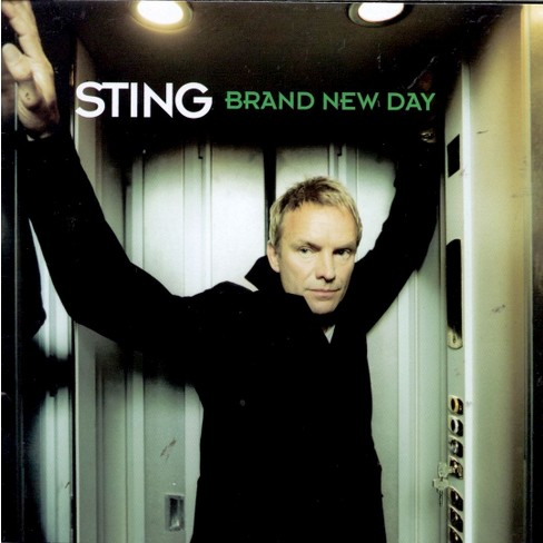 Sting - Brand New Day (CD) - image 1 of 1
