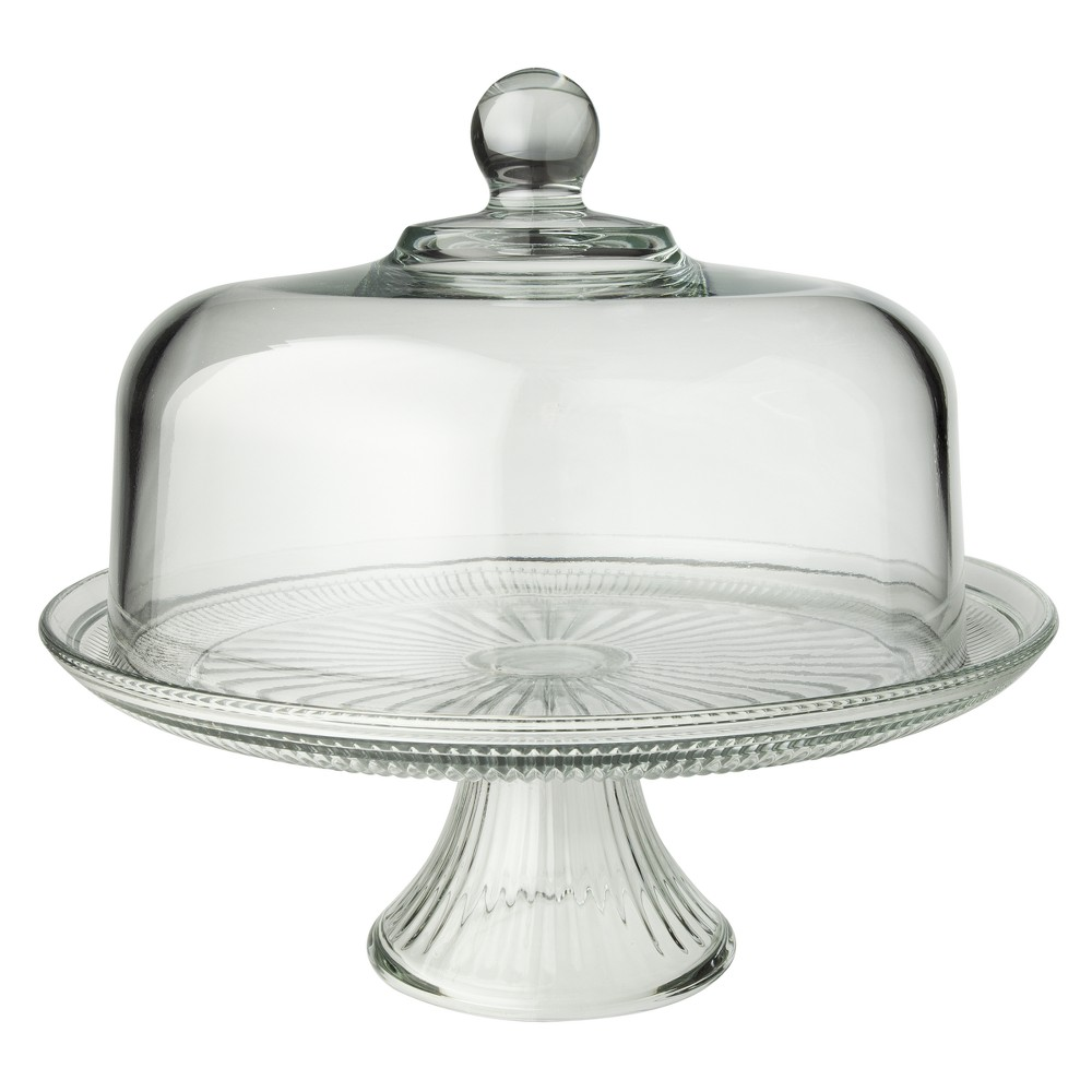 UPC 076440864755 product image for Cake Stand with Cover | upcitemdb.com
