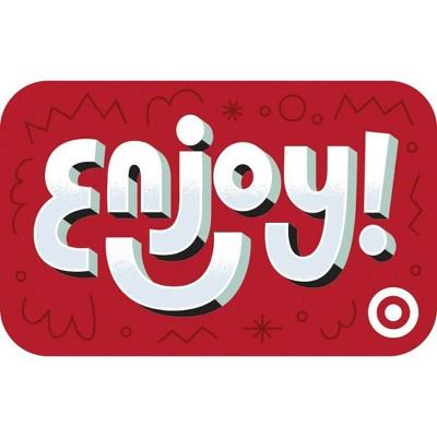 Enjoy Smile Target GiftCard