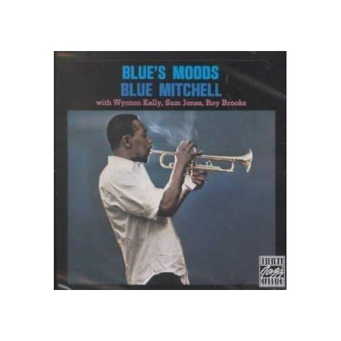 Blue Mitchell - Blue's Moods (CD) - image 1 of 1