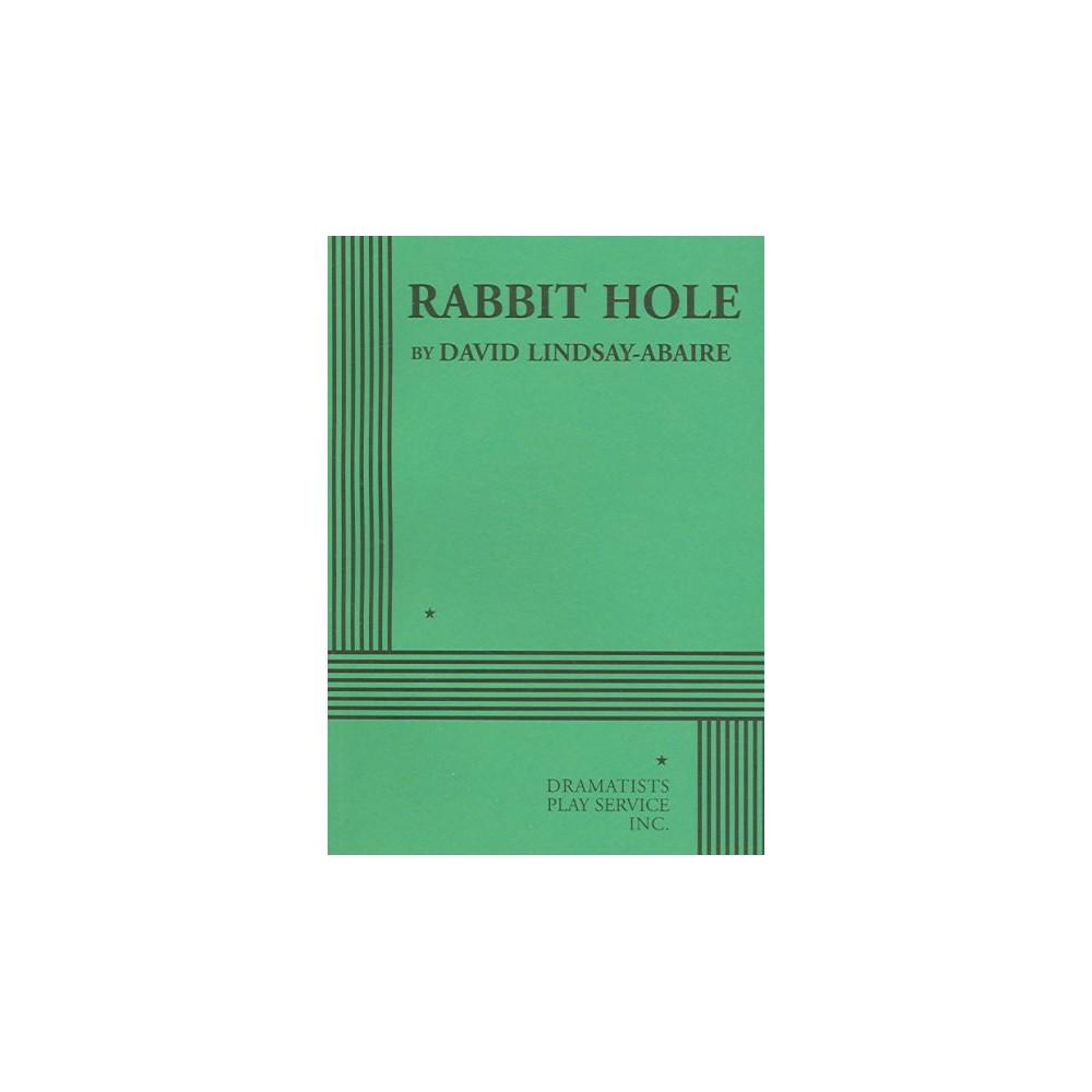 Rabbit Hole - by David Linsay-Abaire (Paperback)