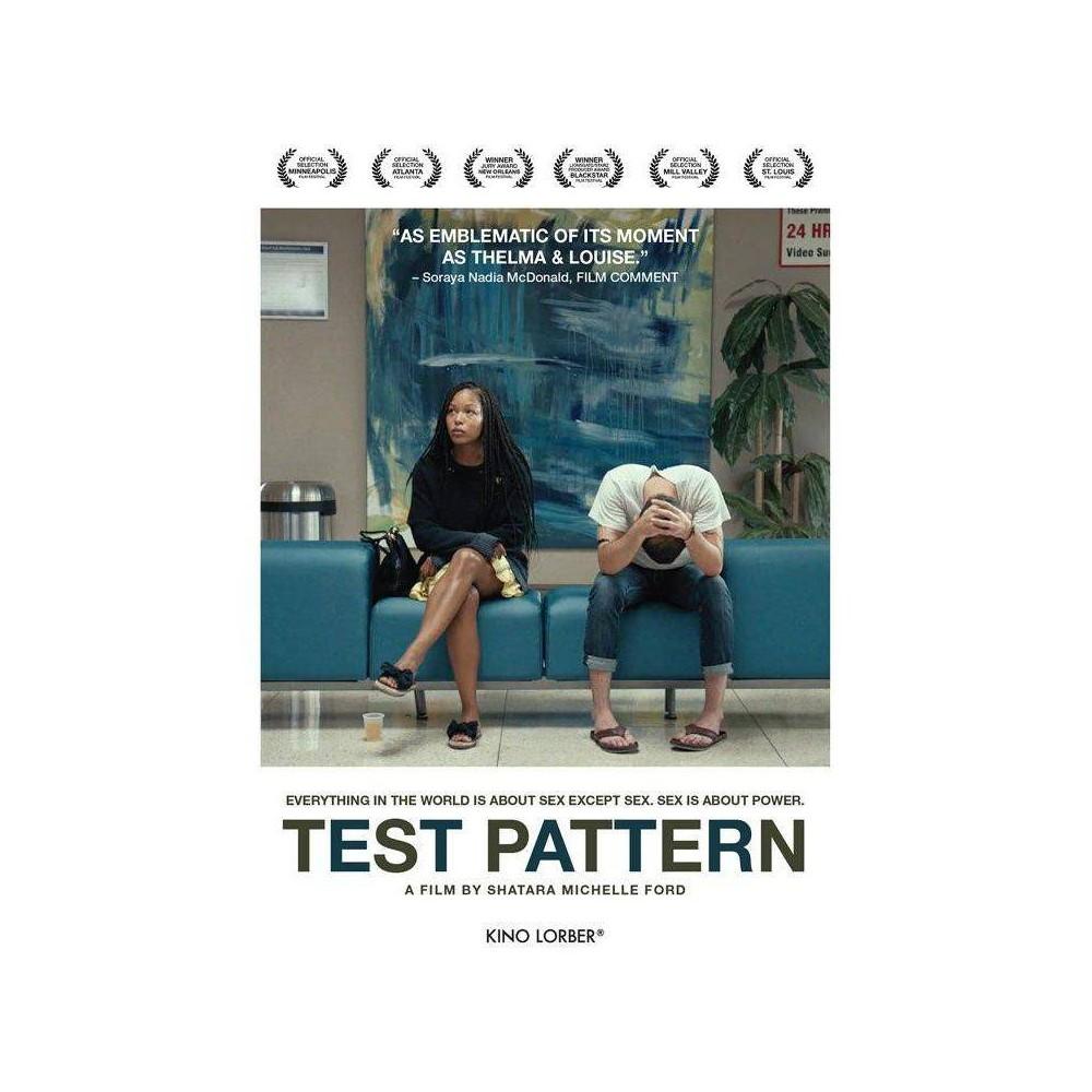 Test Pattern Dvd 2021