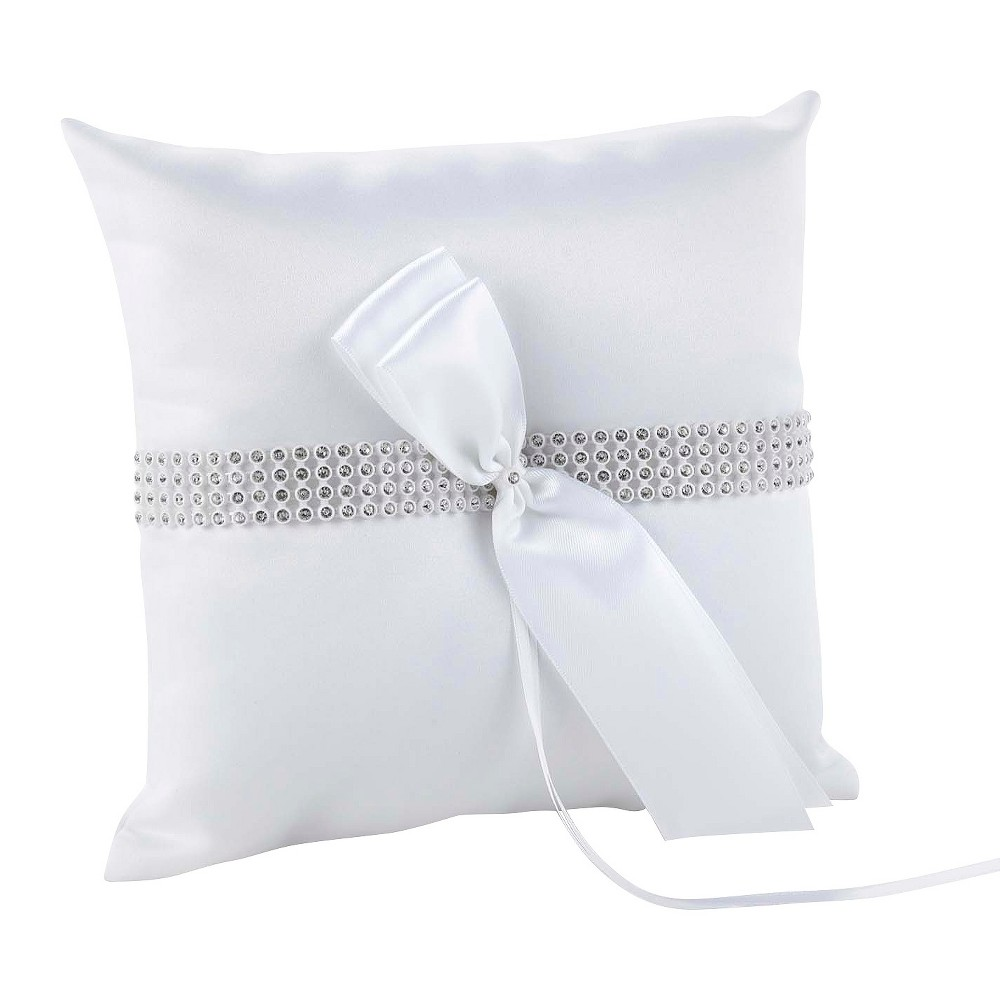 Bling Wedding Collection Ring Bearer Pillow