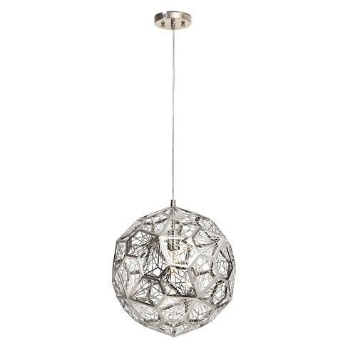 Ren-Wil Marquise Ceiling Fixture - Light Silver - image 1 of 1