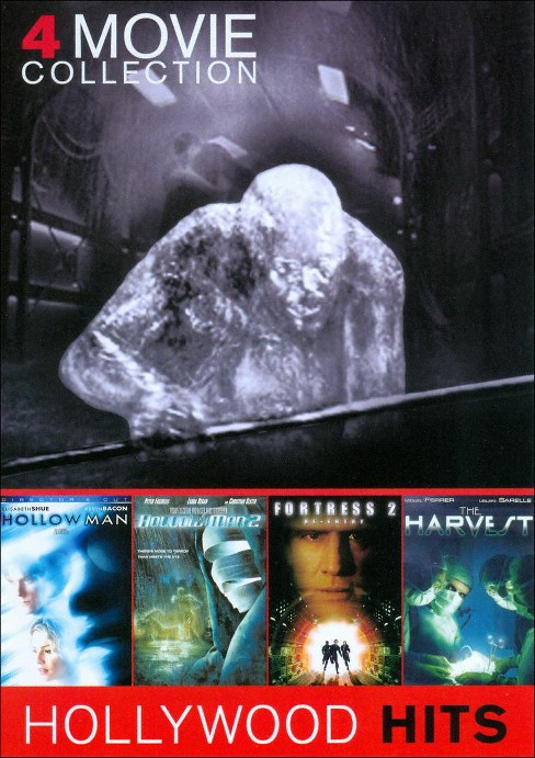 Hollow Man/Hollow Man 2/Fortress 2/The Harvest [2 Discs] - image 1 of 1