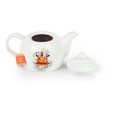 Seven20 Harry Potter Hogwarts Mini Porcelain Teapot 5oz