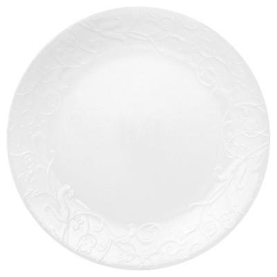 Corelle® Embossed Faenza Dinner Plate 10.25 x10.25