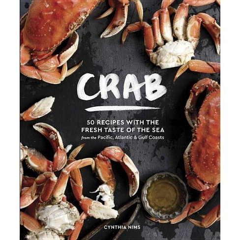 Crab - by  Cynthia Nims (Hardcover) - image 1 of 1