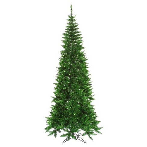 7.5ft Unlit Artificial Christmas Tree Full Fir - Navy - image 1 of 1