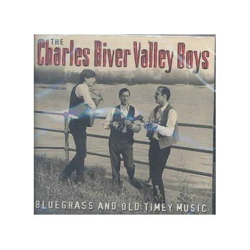 Charles River Valley - Bluegrass and Oldtimey Music (CD) - image 1 of 1