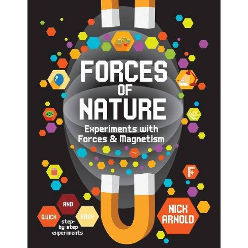 Forces of Nature - (Hands-On Science) by  Nick Arnold (Hardcover) - image 1 of 1