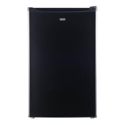 Sunbeam 4.3 cu ft Mini Refrigerator - Black - image 1 of 4