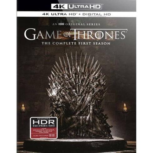 Game Of Thrones: Season 1 (4K/Ultra HD) - image 1 of 1