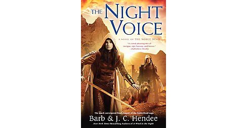 Night Voice (Hardcover) (Barb Hendee) - image 1 of 1