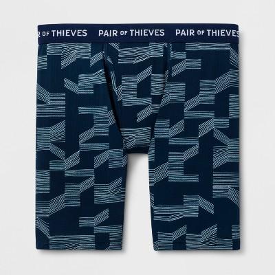 Pair of Thieves Men's Super Fit Long Boxer Briefs