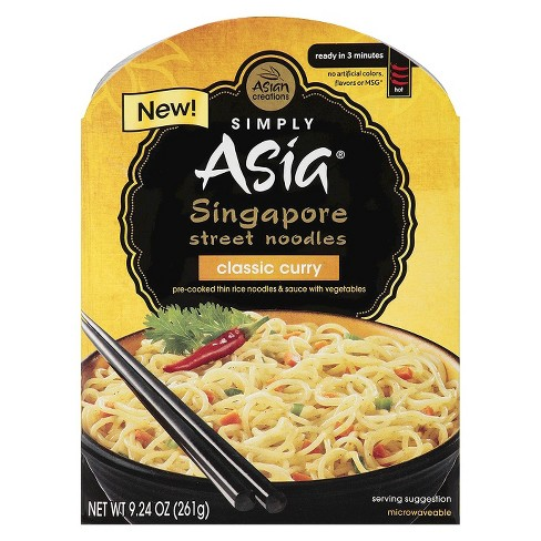 Simply Asia Curry Noodle Bowl 9.24 oz - image 1 of 1