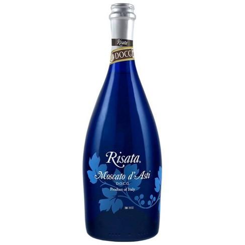 Risata Moscato D'Asti Sparkling Wine - 750ml Bottle - image 1 of 2