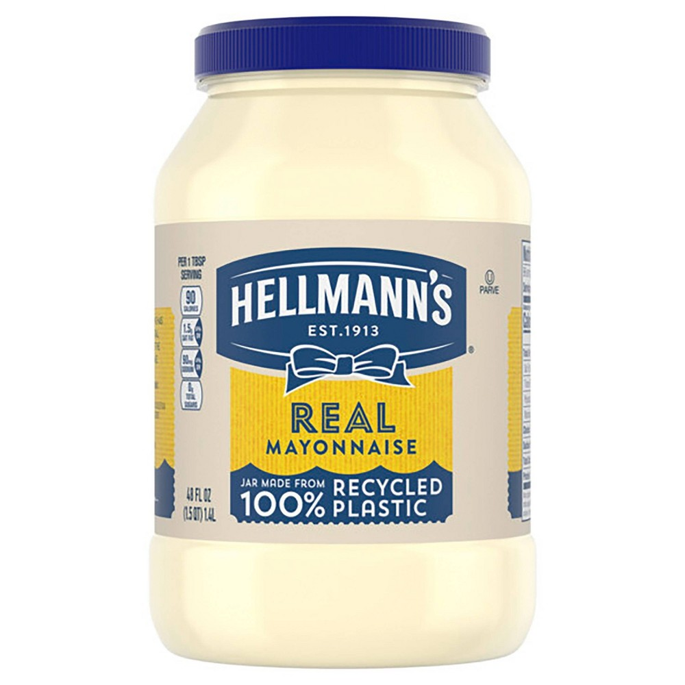 Hellmanns Real Mayonnaise - 48 fl oz Price