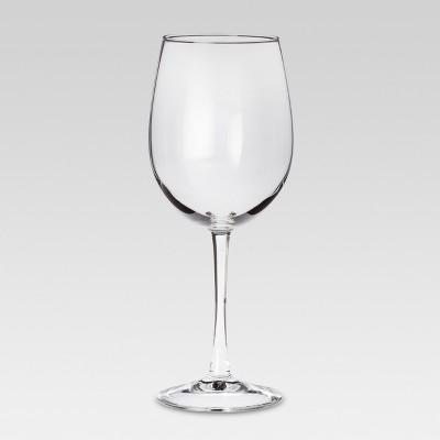 12pk White Wine Glasses 15.96oz - Threshold™