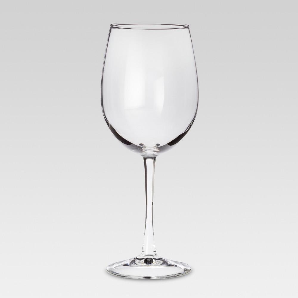 12pk White Wine Glasses 15.96oz - Threshold