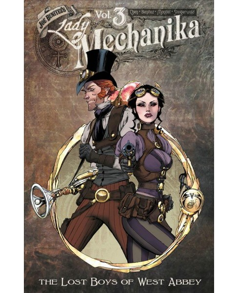 Lady Mechanika 3 : The Lost Boys of West Abbey (Paperback) (Marcia Chen) - image 1 of 1