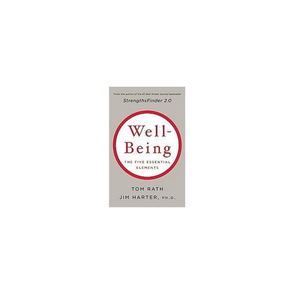 Wellbeing (Hardcover), Books