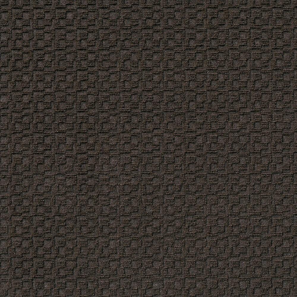 24 15pk Midtown Self Stick Carpet Tile Brown - Foss Floors Top
