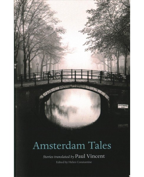 Amsterdam Tales (Paperback) - image 1 of 1