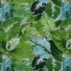 2pk Oversize Lush Leaf Jungle Rectangular Throw Pillows Green - Pillow Perfect - image 2 of 2