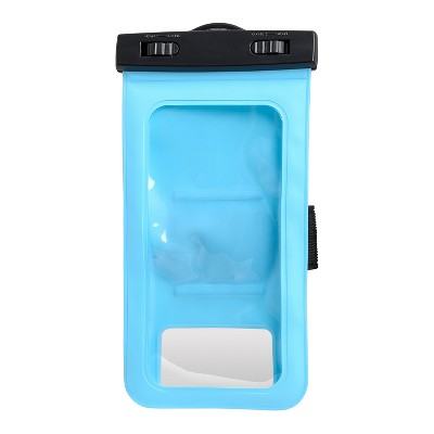 Wemco™ Neon Waterproof Phone Cell Phone Case - Neon Blue