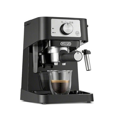 Stilosa Espresso Machine by Delonghi - EC260BK