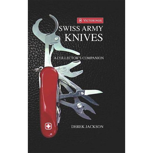 Swiss Army Knives - by  Derek Jackson (Hardcover) - image 1 of 1