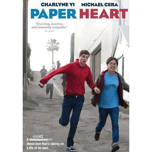 Paper Heart (DVD)(2009) - image 1 of 1