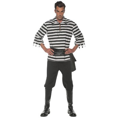 Adult Pirate Set Halloween Costume One Size