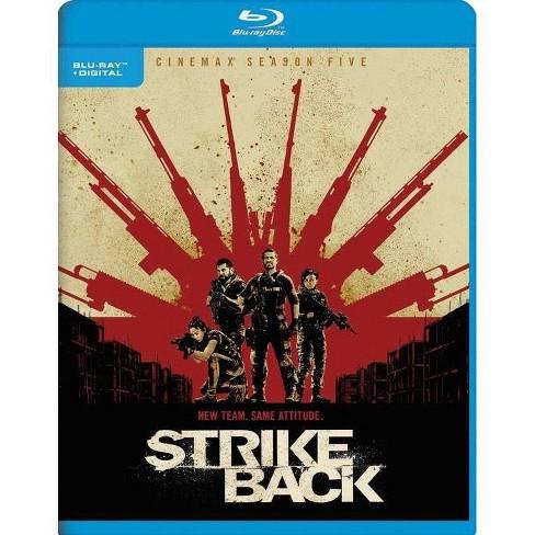 Strike Back: Cinemax Season Five (Blu-ray) - image 1 of 1