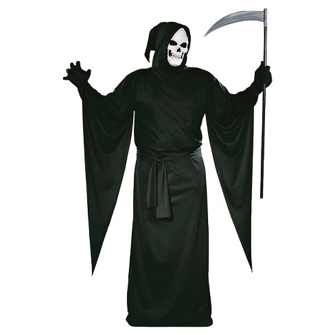 Men's Grim Reaper Costume One Size Fits Most - image 1 of 1