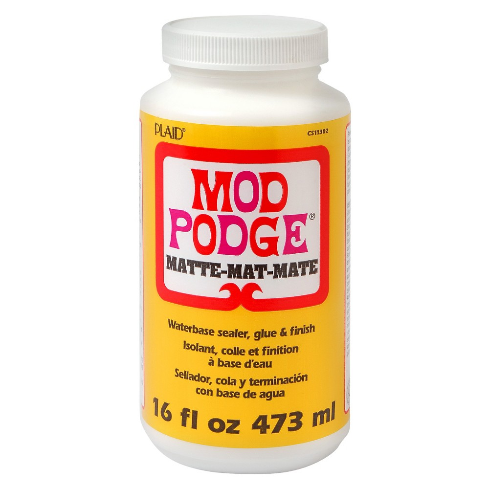 Image of Mod Podge Craft Glue 16oz - Matte
