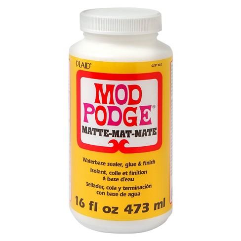 Mod Podge 16oz Craft Glue - Matte - image 1 of 1