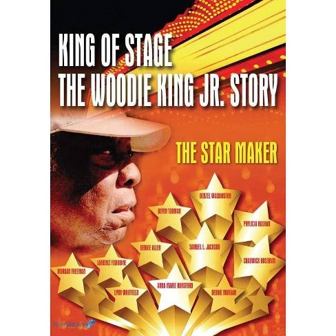 King of Stage, The Woodie King Jr. Story (DVD) - image 1 of 1