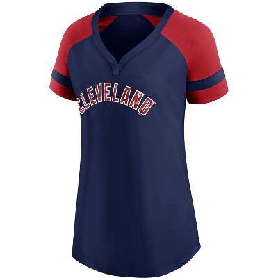 MLB Cleveland Indians Women's One Button Jersey